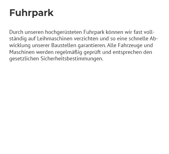Fuhrpark in 74706 Osterburken